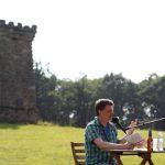 Waldlesung - Radek Knapp und der Bismarckturm