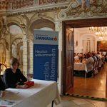 Literaturbrunch im Schloss Rosenau